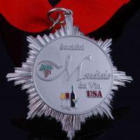 Mondiale Medal Silver Medal
